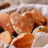 情人节必备 — 心形威尔士蛋糕