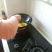 蒜苔炒鸡蛋的做法图解4
