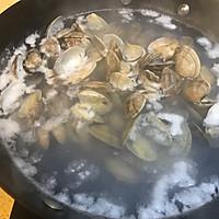 秘制辣炒花蛤的做法图解3