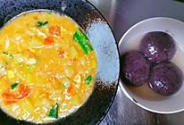 面疙瘩汤的做法
