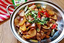 干锅土豆片#春天就酱吃#的做法