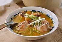 #初春润燥正当时# 滋阴降燥的初春首选 | 台湾麻油鸡汤的做法