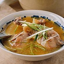 #初春润燥正当时# 滋阴降燥的初春首选 | 台湾麻油鸡汤