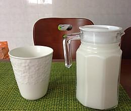杏仁奶(豆浆机制作)的做法