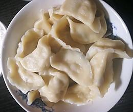 减肥鸡肉香菇饺子的做法