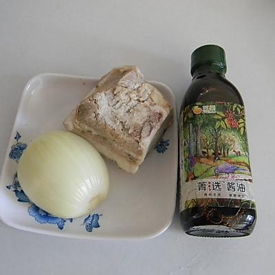 菁选酱油试用之——酱香五花肉的做法 步骤1