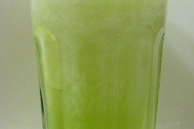 美容養顏瘦身青瓜汁