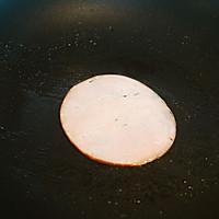 萌娃芝士三明治-爱冒险的朵拉DORA #百吉福食尚达人#的做法图解4
