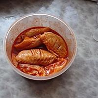 【家庭自制奥尔良烤翅】叫板肯德基经典美食的做法图解3