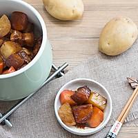 【深夜食堂复刻系列】土豆炖肉的做法图解11