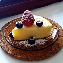 酸奶蛋糕(电饭煲版)