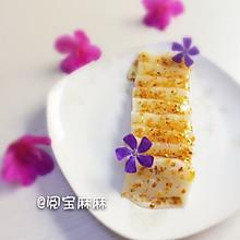 桂花年糕#东菱魔法云智能面包机#