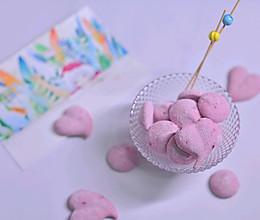 粉粉的棉花软糖的做法