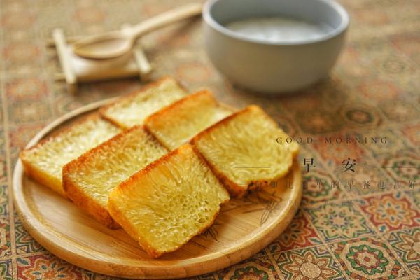 椰浆黄金糕