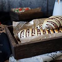 波兰种豆沙小餐包&波兰种香肠卷