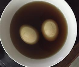 痛经调理,土鸡蛋益母草的做法