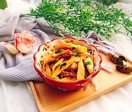 #精品菜谱挑战赛#蚝油炒甜笋+春天的味道的做法