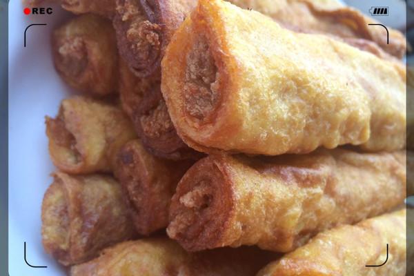 唐山菜——炸饹馇圈的做法