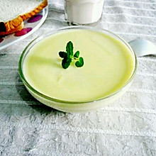 牛奶鸡蛋布丁/牛奶鸡蛋羹