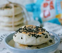花生酱红糖煎饼#趣味挤出来,及时享美味#的做法
