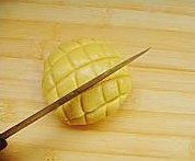 香酥菠萝包的做法图解4