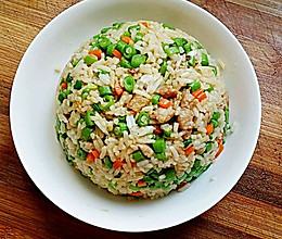 豆角炒饭的做法