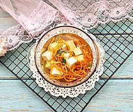 #美食新势力#鲜虫草花豆腐汤的做法