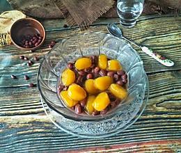 红豆芋圆的做法