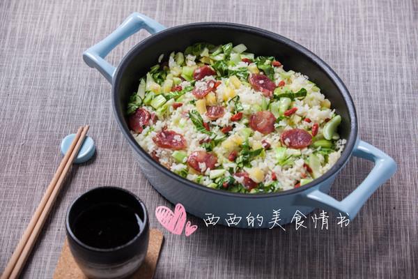 上海菜饭 #KitchenAid的美食故事#的做法
