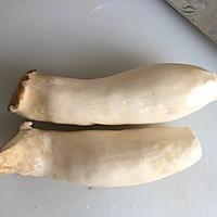 酱汁杏鲍菇的做法图解1