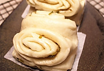 面包机做中式面点--香葱花卷的做法