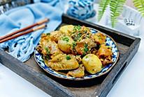 红烧鸡块炖小土豆#母亲节,给妈妈做道菜#的做法