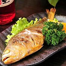 新奥尔良烤黄花鱼#做道好菜,自我宠爱!#