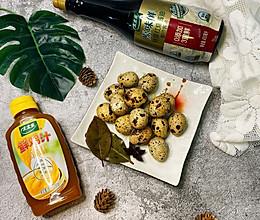 #太太乐鲜鸡汁玩转健康快手菜#五香鹌鹑蛋的做法