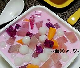 海石花----潮汕人夏天必须吃的甜品的做法