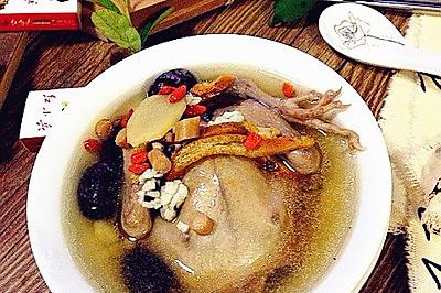 清凉鸽子汤