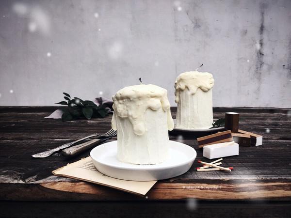 蜡烛蛋糕卷的做法