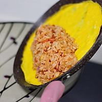 我的拿手菜——咖喱蛋包饭的做法图解12