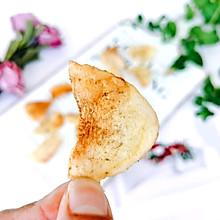 #我要上首焦#不用油炸的炸薯片