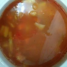 适合宝宝的番茄牛肉汤