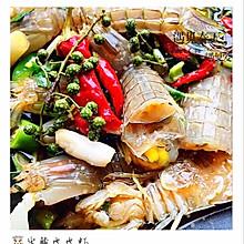 生腌皮皮虾