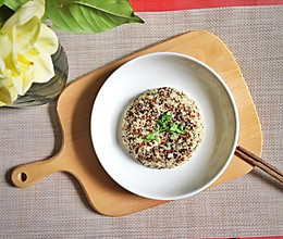 【健身必备】藜麦燕麦饭的做法