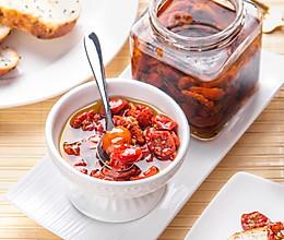 油浸小番茄 色拉佐餐百搭神器的做法