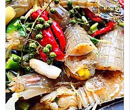 生腌皮皮虾的做法