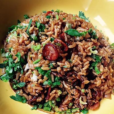 美味腊味饭 电饭煲、砂锅、不粘锅都可以做