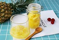 #精品菜谱挑战赛#健康瘦身的菠萝罐头的做法