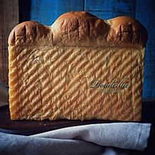 中种炼乳吐司面包#有颜值的实力派#