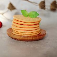 宝宝辅食-超级松软的胡萝卜蛋饼