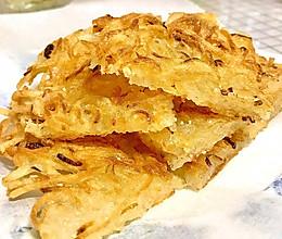 素食魅力:香脆土豆饼的做法