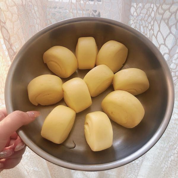 奶香红薯馒头的做法